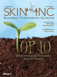 Skin Inc  December 2013 Things Clients say