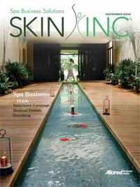 Skin Inc. November 2009