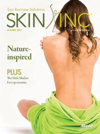 Skin Inc. October 2007