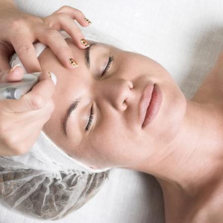 MICRODERMABRASION, HYDRADERMABRASION, MICROCURRENT